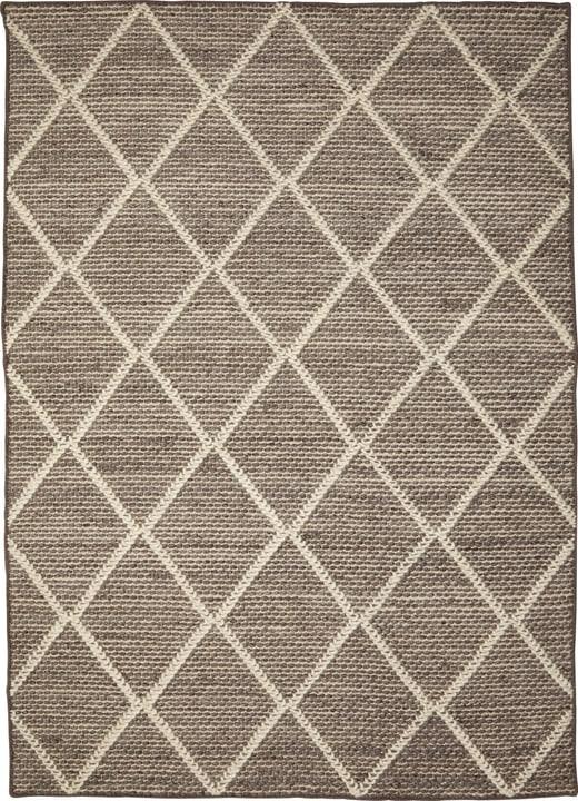 GERALDO Teppich 412016312080 Farbe grau Grösse B: 120.0 cm x T: 170.0 cm Bild Nr. 1