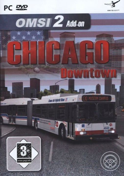 PC - OMSI 2: Chicago Downtown D Box 785300141413 N. figura 1