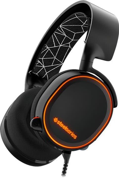 Arctis 5 Headset - schwarz Headset Steelseries 785300132899 Bild Nr. 1