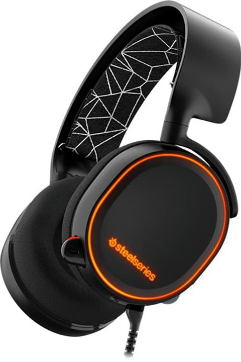 Arctis 5 Headset - nero Steelseries 785300132899 N. figura 1