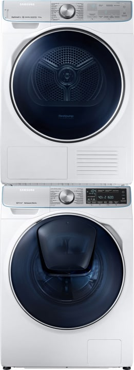 Tour de lavage 10 WW90M76NN2A/WS Tour de lavage Samsung 785300151101 Photo no. 1