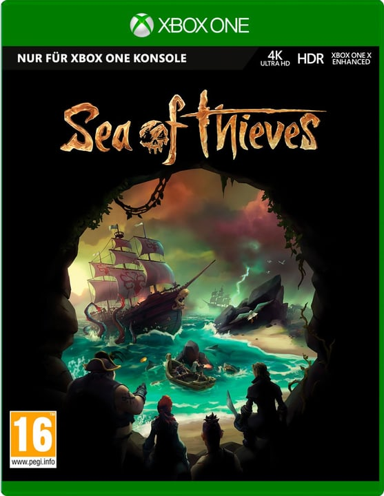 Xbox One - Sea of Thieves (D/F) Physisch (Box) 785300131852 Bild Nr. 1