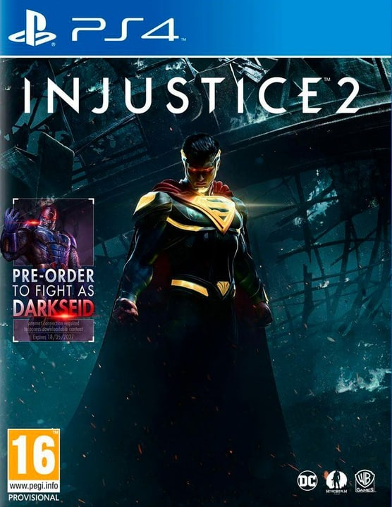 PS4 - Injustice 2 Physisch (Box) 785300121781 Bild Nr. 1