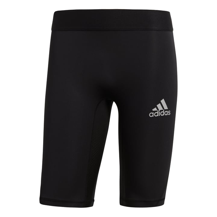 Ask Sport Short Tight Herren-Kompression-Short-Tights Adidas 498279300420 Farbe schwarz Grösse M Bild-Nr. 1