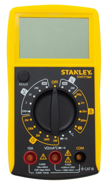 Multimètre Stanley Fatmax 616093100000 Photo no. 1