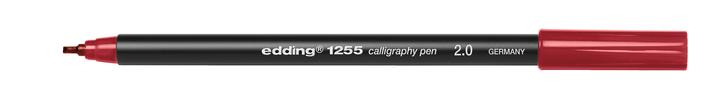 edding marcatore 1255 Edding 665510000020 Colore Rosso Contenuto Durchmesser 2.0 N. figura 1