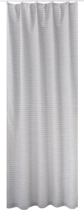 PALOMA Fertigvorhang blickdicht 430277322080 Farbe Grau Grösse B: 150.0 cm x H: 270.0 cm Bild Nr. 1