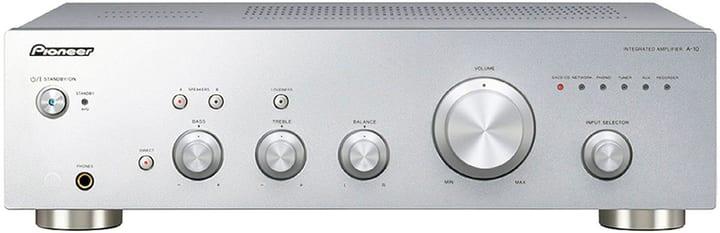 A-10-S - Silber Verstärker Pioneer 785300124051 Bild Nr. 1