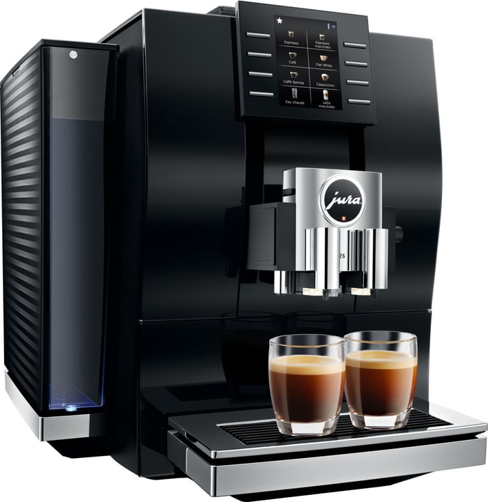 Z6 Black Diamond Kaffeevollautomat JURA 71800290000019 Bild Nr. 1