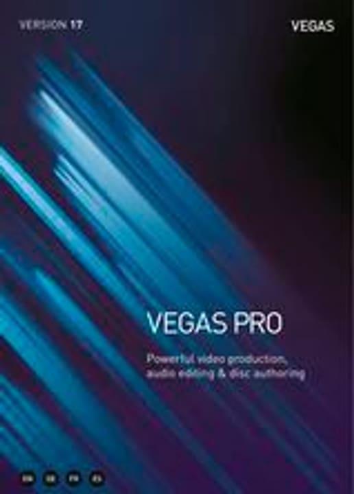 VEGAS Pro 17 [PC] (D/F) Physisch (Box) Magix 785300147077 Photo no. 1