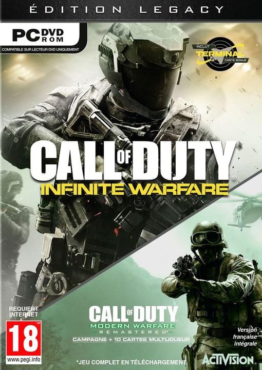 PC - Call of Duty: Infinite Warfare - Legacy Edition Box 785300121588 Photo no. 1