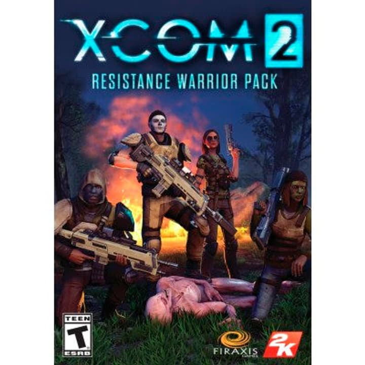 PC - XCOM 2: Resistance Warrior Pack Download (ESD) 785300133897 Bild Nr. 1