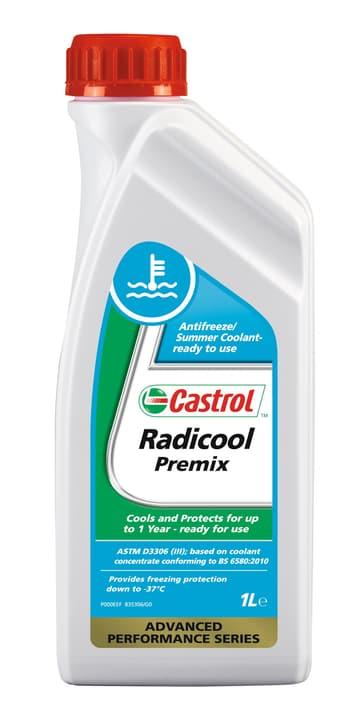 Liquido per radiatore con silicati Radicool Premix 1 l Liquido per veicoli Castrol 620267700000 N. figura 1