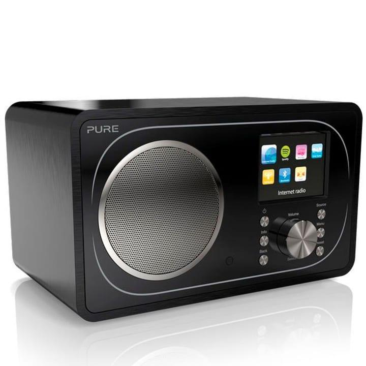Evoke F3 - Nero Radio DAB+ Pure 785300127365 N. figura 1