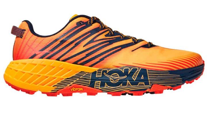 Speedgoat 4 Herren-Runningschuh Hoka One One 465301645034 Farbe orange Grösse 45 Bild-Nr. 1