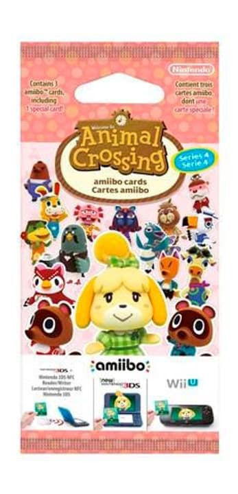 Animal Crossing Amiibo Karten Vol. 4 785300121004 Photo no. 1