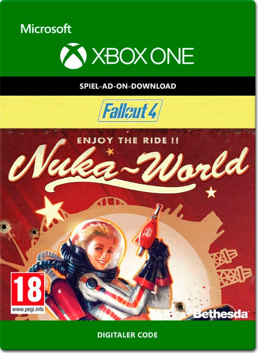 Xbox One - Fallout 4: Nuka-World Download (ESD) 785300137922 Bild Nr. 1