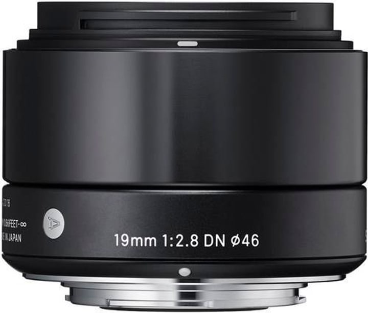 19mm/2,8 DN SONY-E Objectif Sigma 785300135769 Photo no. 1