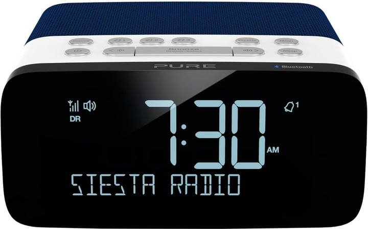 Siesta Rise S - Navy Radio réveil Pure 785300131580 Photo no. 1