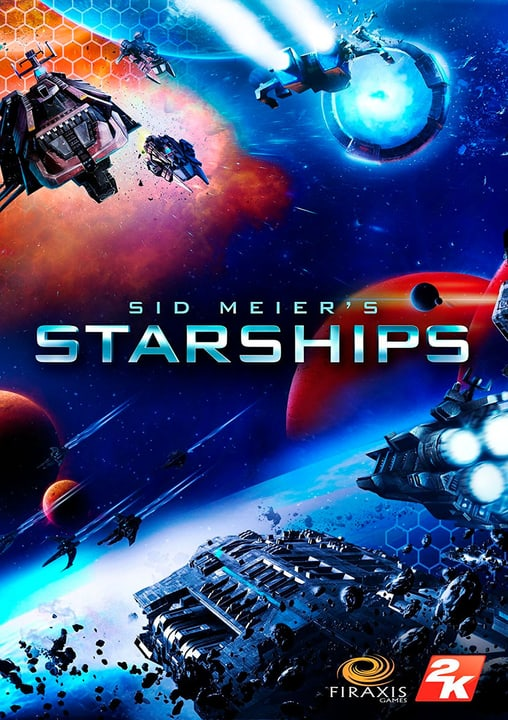 PC - Sid Meier's Starships Download (ESD) 785300133405 Bild Nr. 1