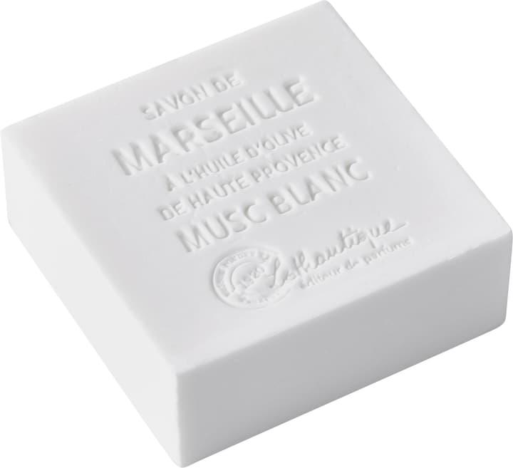 MARSEILLE Seife White Musk 442086900110 Farbe Weiss Grösse B: 6.5 cm x T: 6.5 cm x H: 2.5 cm Bild Nr. 1