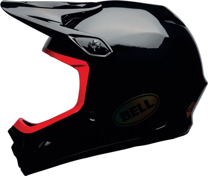 Transfer 9 Casque de velo Bell 465010450830 Couleur rouge Taille 51-53 Photo no. 1