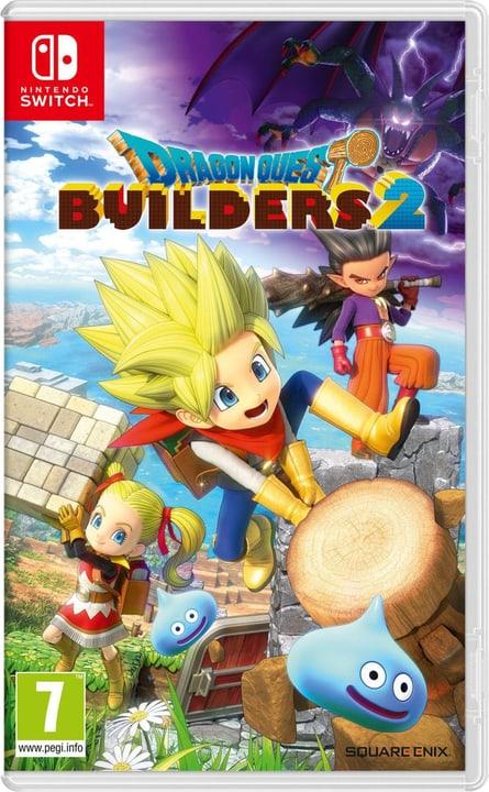 NSW - Dragon Quest Builders 2 Box Nintendo 785300144551 Lingua Tedesco Piattaforma Nintendo Switch N. figura 1