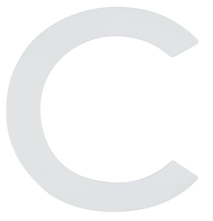Image of Alpertec Buchstaben Nachtleuchtend c Hausschild