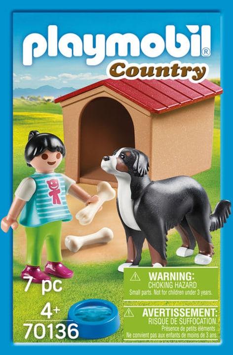 PLAYMOBIL 70136 Enfant avec chien 748013200000 Photo no. 1