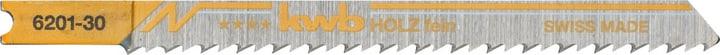 HCS Lame per seghetto alternativo fine 100 mm 2 pz. kwb 610514900000 N. figura 1