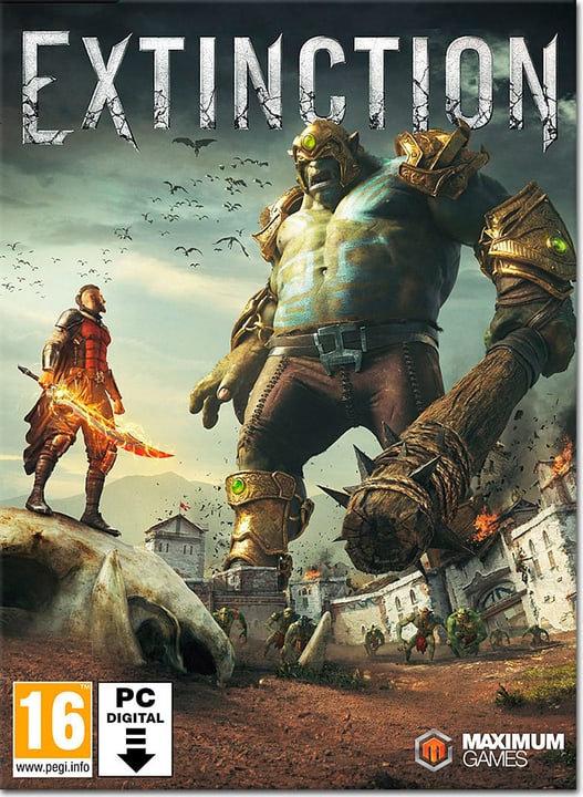 PC - Extinction Download (ESD) 785300145727 Photo no. 1