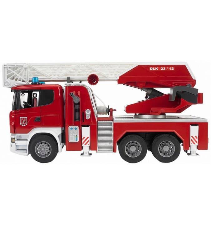 SCANIA Voitures d'échelle d'incendie 785300127873 Photo no. 1