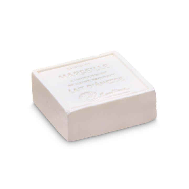 MARSEILLE Sapone latte d'asina 374029000000 Dimensioni L: 6.5 cm x P: 6.5 cm x A: 2.5 cm Colore Avorio N. figura 1