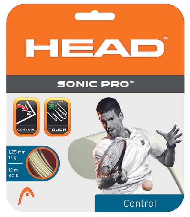 Sonic Pro Set 17 Corde pour raquette de tennis Head 491537700000 Photo no. 1