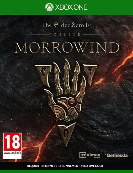 Xbox One - The Elder Scrolls Online - Morrowind Box 785300122121 Photo no. 1