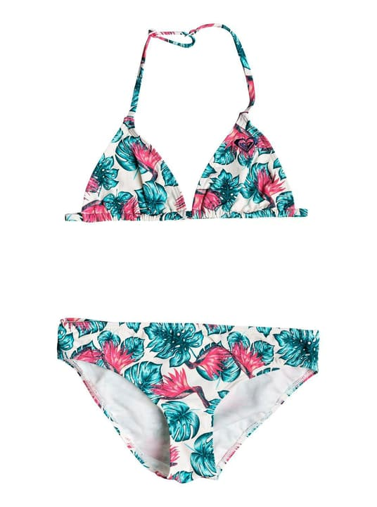 Bikini pour fille Roxy 464550314060 Couleur vert Taille 140 Photo no. 1