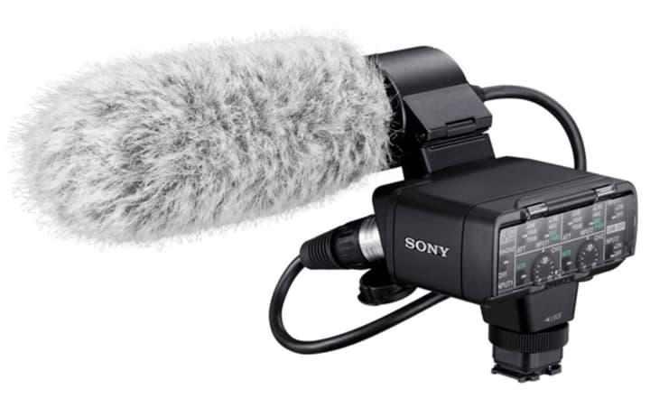 XLR K2M Kit adaptateur et microphone Sony 785300146063 Photo no. 1