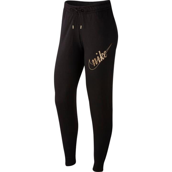 Women's Sportswear Glitter Pants Pantalon pour femme Nike 464237000320 Couleur noir Taille S Photo no. 1