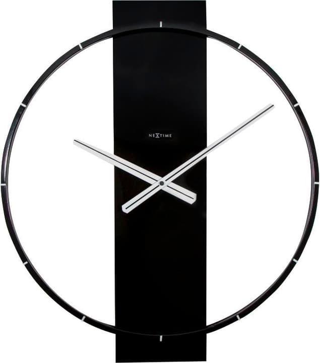 Orologio da parete Carl Black 50,8 x 58,2 Horologe murale NexTime 785300138513 N. figura 1