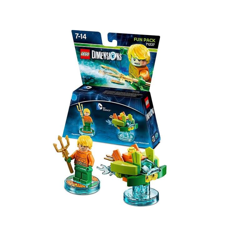 """LEGO Dimensions Fun Pack DC Comics """"Aquaman"""" 785300119991"""