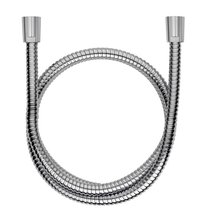 Flexible de douche metal 180cm NIKLES 675152600000 Photo no. 1