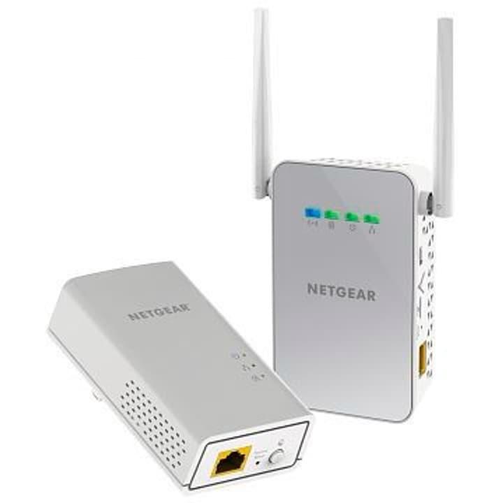 PLW1000-100PES Powerline-Adapter Set Netgear 785300124228 Bild Nr. 1