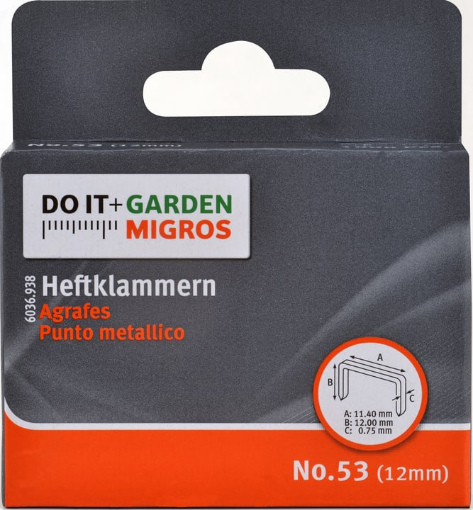 Graffetta No.3 12mm Do it + Garden 603693800000 N. figura 1