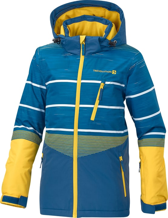 Vest de snowboard pour garçon Trevolution 464568012265 Couleur petrol Taille 122 Photo no. 1