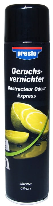 Geruchsvernichter lemon 600 ml Presto 620822800000 Bild Nr. 1