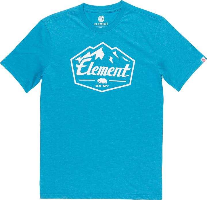 Slab SS Herren-T-Shirt Element 464218700540 Farbe blau Grösse L Bild-Nr. 1