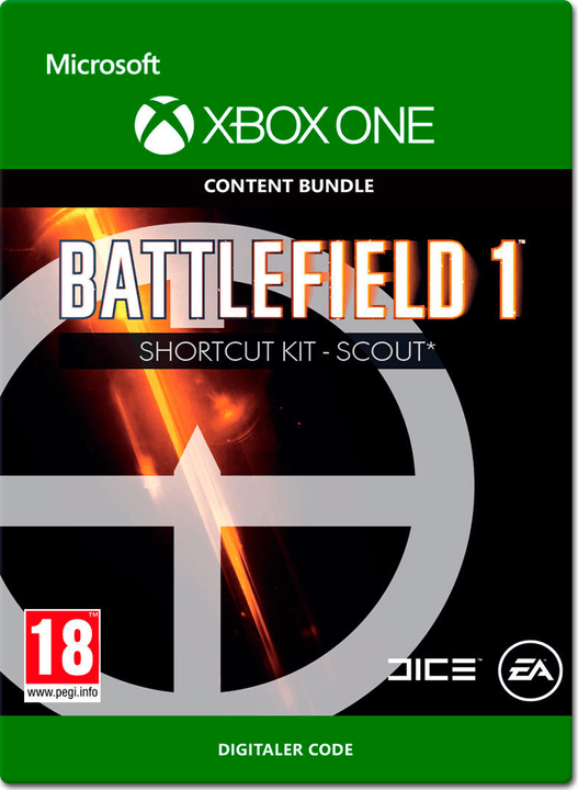 Xbox One - Battlefield 1: Shortcut Kit: Scout Bundle Download (ESD) 785300138675 Bild Nr. 1