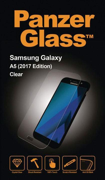 Flat Glass Clear Samsung Galaxy A5 (2017) XQISIT 798300600000 N. figura 1