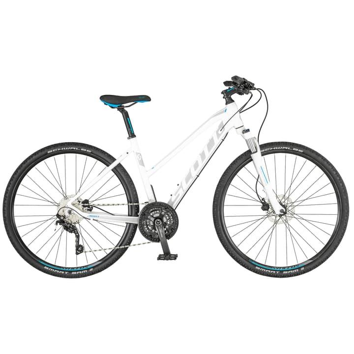 Sub Cross 20 Lady Trekkingbike Scott 463348600410 Rahmengrösse M Farbe Weiss Bild Nr. 1