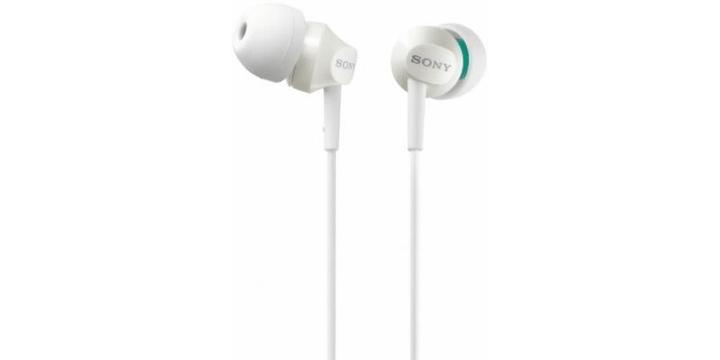 MDR-EX50LPW In-Ear Kopfhörer Sony 77272250000011 Bild Nr. 1